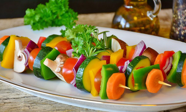 dieta wegańska a odchudzanie
